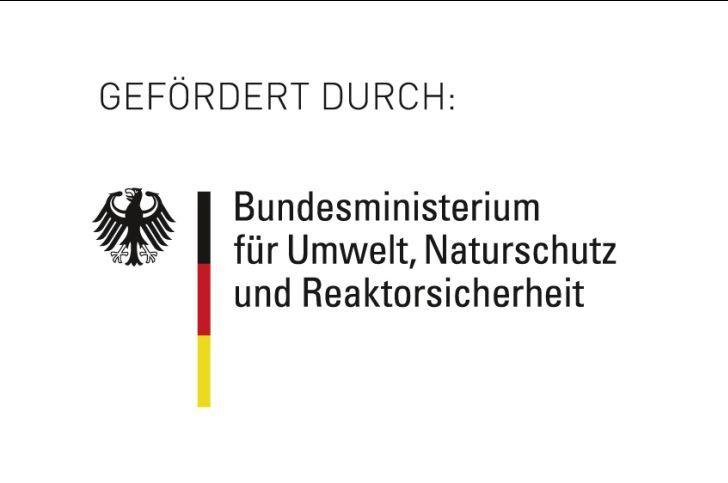 Externer Link: BMU Logo