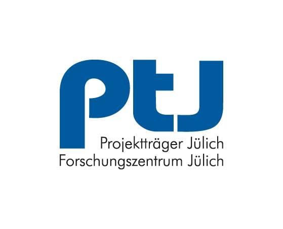 Externer Link: Logo ptj