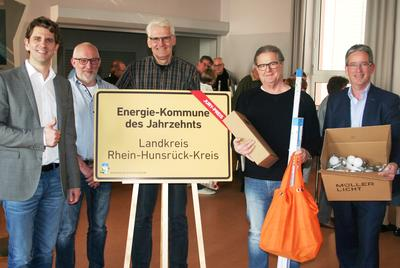 LED-Tauschtag in Holzbach - BIld 1